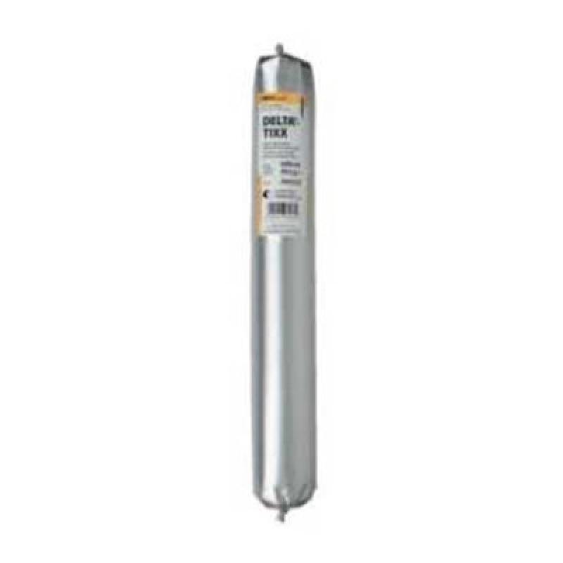 DELTA-THAN SB Универсальный клей для гидроизоляционных плёнок в местах нахлёста и примыкания из кирпича, бетона, дерева.
