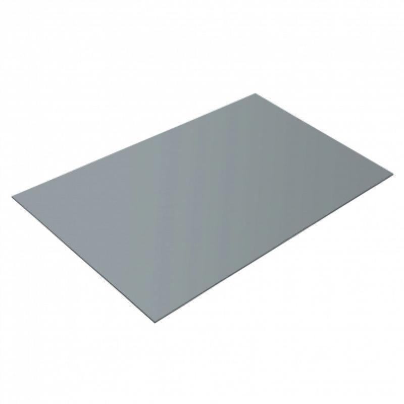 Плоский лист Zn, 0,35 мм, Цинк