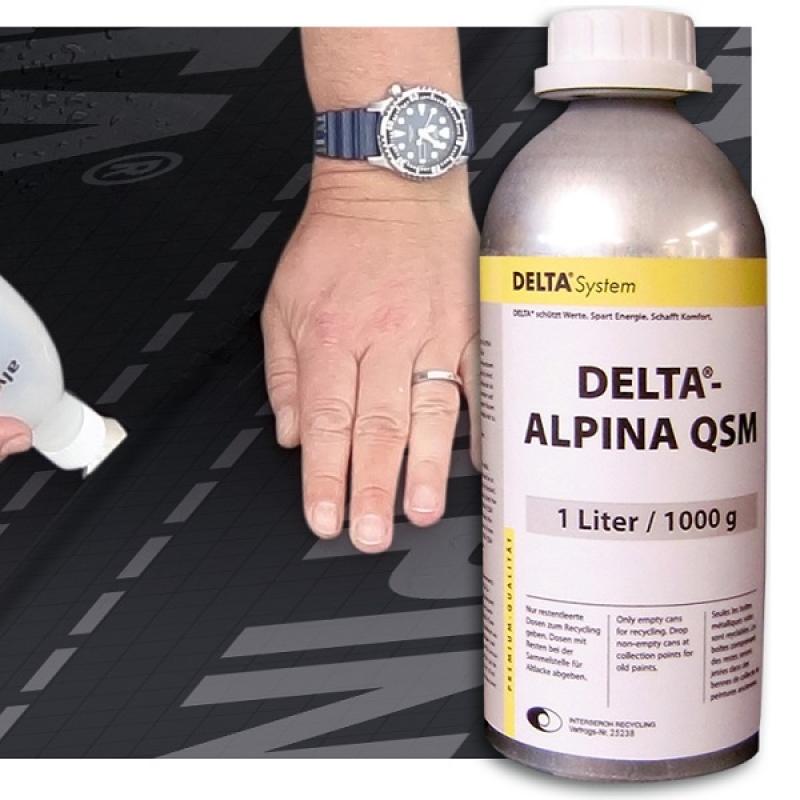 DELTA-ALPINA QSM (Растворитель для работы с гидроизоляционной мембраной DELTA®-ALPINA)