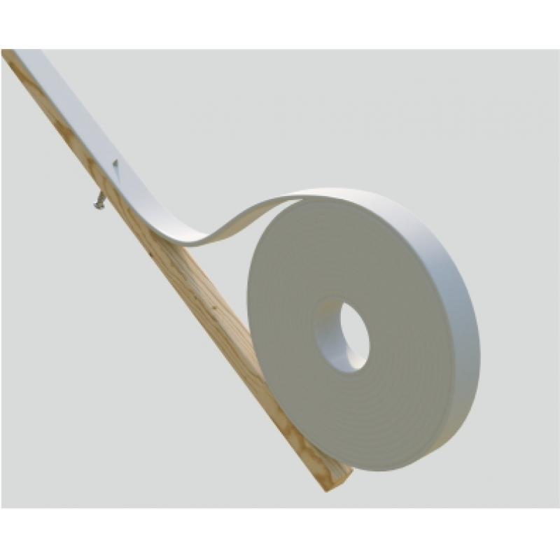 Изоспан Уплотнительная самоклеющаяся лента из вспененного полиэтилена с клеевым слоем