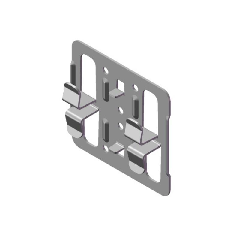 Пластина кляммерная AR П70х10х1,2 мм, ОЦ