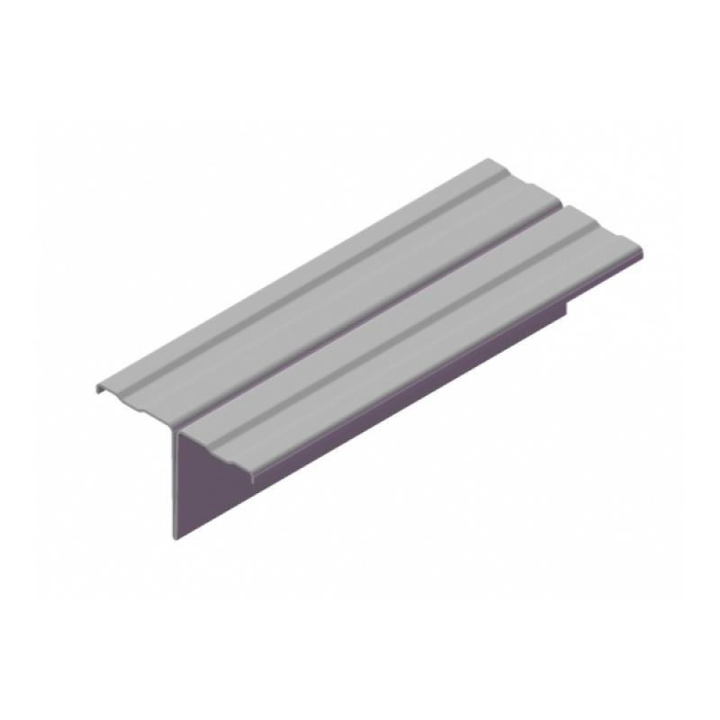 Профиль горизонтальный Т.Обр. 80х50, ОЦ, 1,2мм