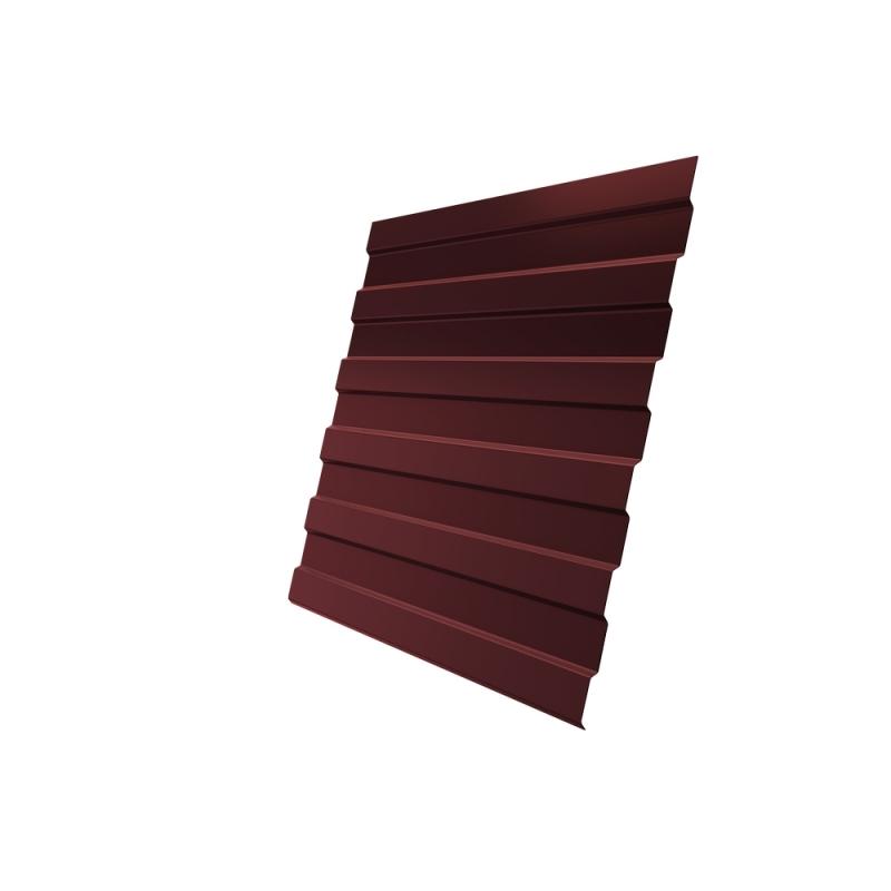Профнастил C8 - 1150мм, 0,5мм, PE, RAL 3009