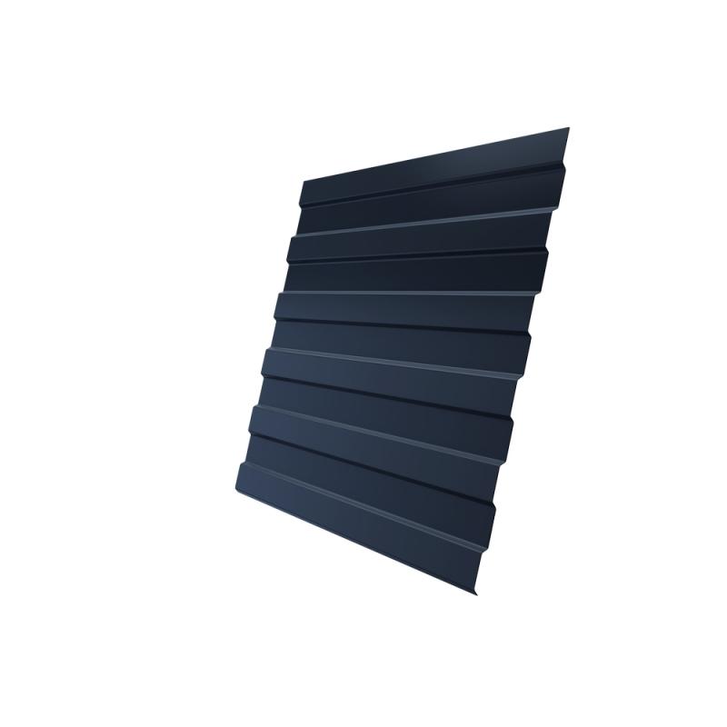 Профнастил C8 - 1150мм, 0,7мм, PE, RAL 7024