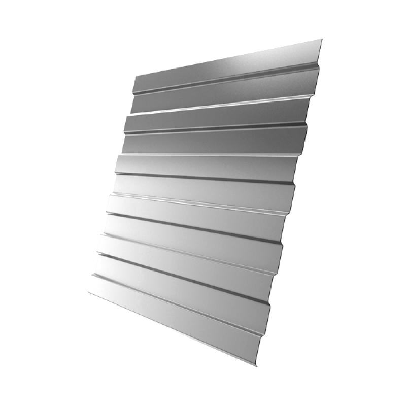 Профнастил C8 - 1150мм, 0,8мм, Zn