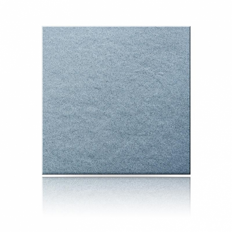Керамогранит плитка 300х300х8 мм, Рельеф, Соль-Перец, Цвет: Синий U116M RELIEF