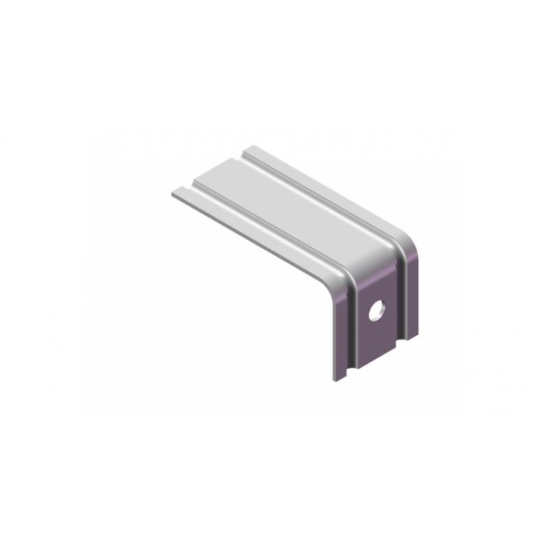 Крепление стеновое AR П100х50х50 ОЦ, 2 мм